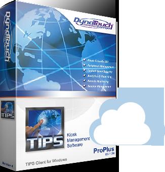 Kiosk Software - TIPS Online Kiosk Management Portal