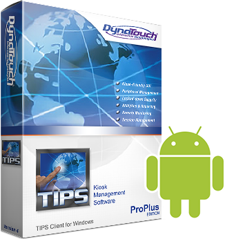 TIPS Kiosk Software for Android