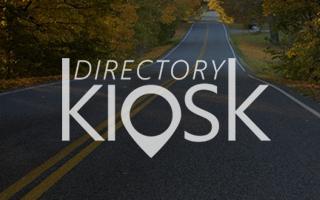 TIPS Kiosk Application Software - Directory Kiosk